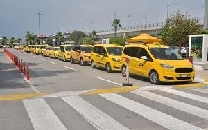 Antalya Havalimanı Kemer Taksi Ücreti
