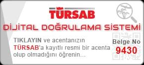 TurSab Doğrulama